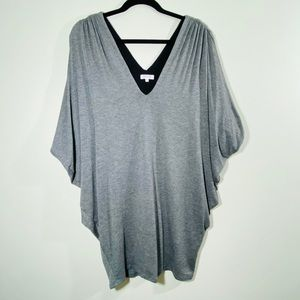 [Anthro] Weston Wear V-Neck Batwing Tunic
